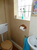 99 Harlaxton Drive - Toilet